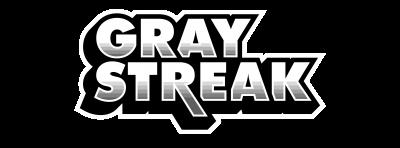 GRAY STREAK_Wordmark Only-On Light